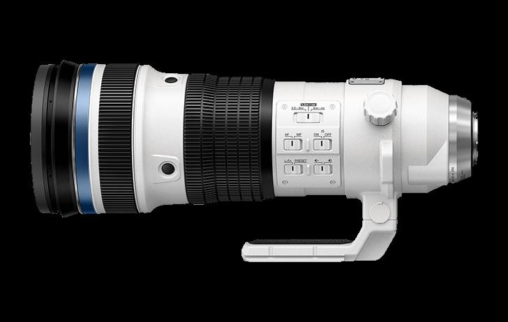 Industry News: Olympus announces the M.Zuiko® Digital ED 150-400mm F4.5 TC1.25x IS PRO Lens