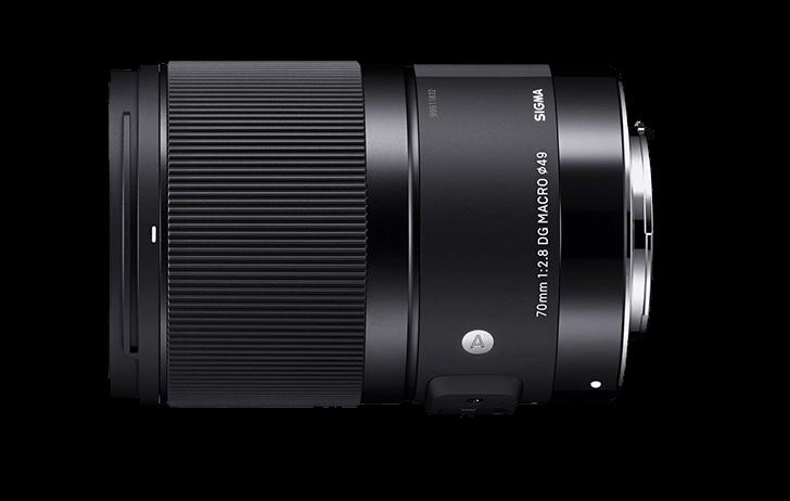 Deal of the Day: SIGMA EF 70mm f/2.8 DG ART Macro $479 (Reg $569)