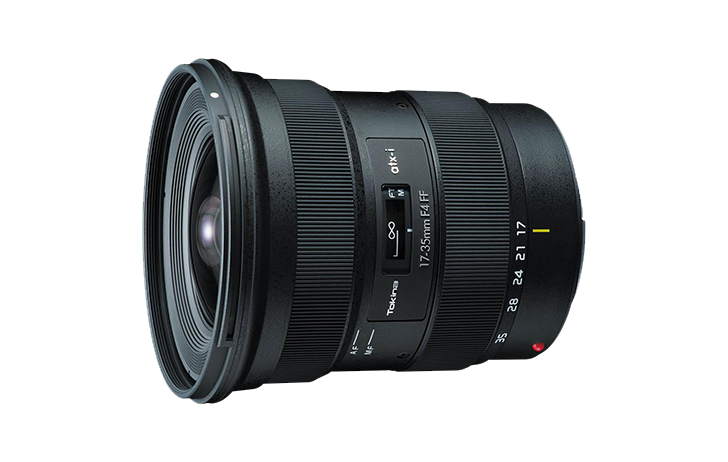 Tokina officially announces the Tokina atx-i 17-35mm f/4.0 for full frame DSLRs