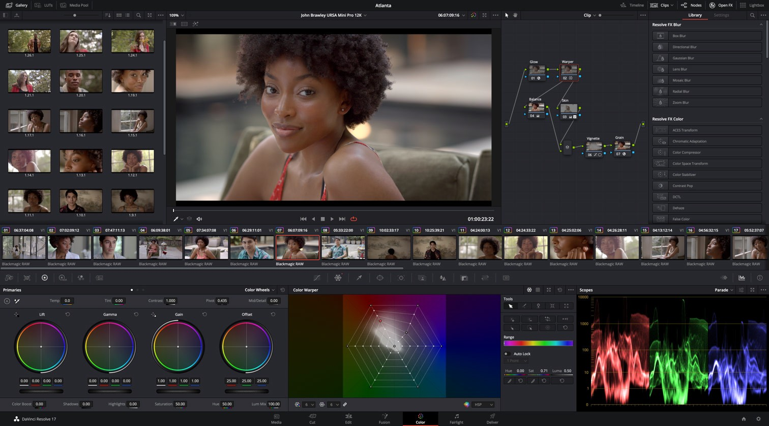 word image 2 - Blackmagic Design Announces DaVinci Resolve 17