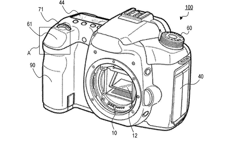 patentshutterbutton - Patent: Canon shows off a new approach to the modern shutter button