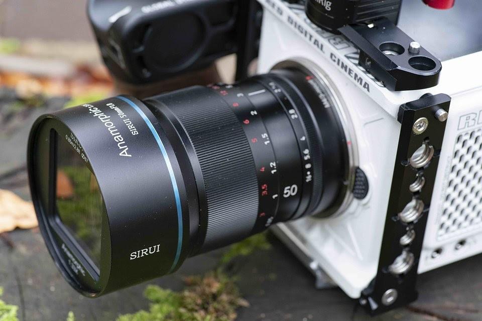 word image 3 - Sirui 1.33x anamorphic lenses come to Canon Cinema EOS C70 with MTF Services RF-mount conversion