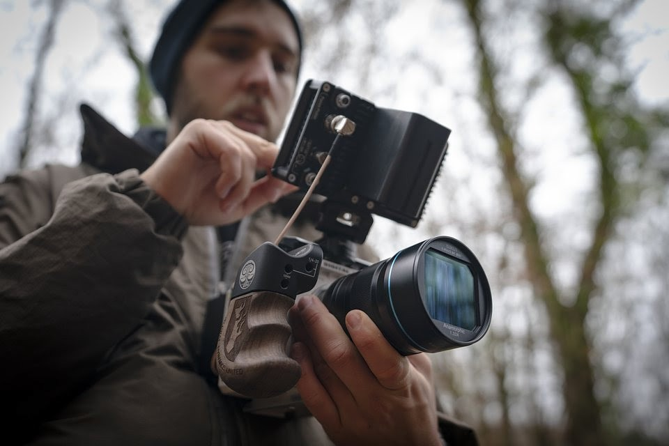word image 5 - Sirui 1.33x anamorphic lenses come to Canon Cinema EOS C70 with MTF Services RF-mount conversion