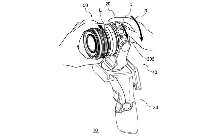 Patent: More patents related to a new style of ILC from Canon