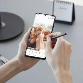 GalaxyS21 ultra handson spen 168x168 - Industry News: Samsung announces the Galaxy S21 Ultra