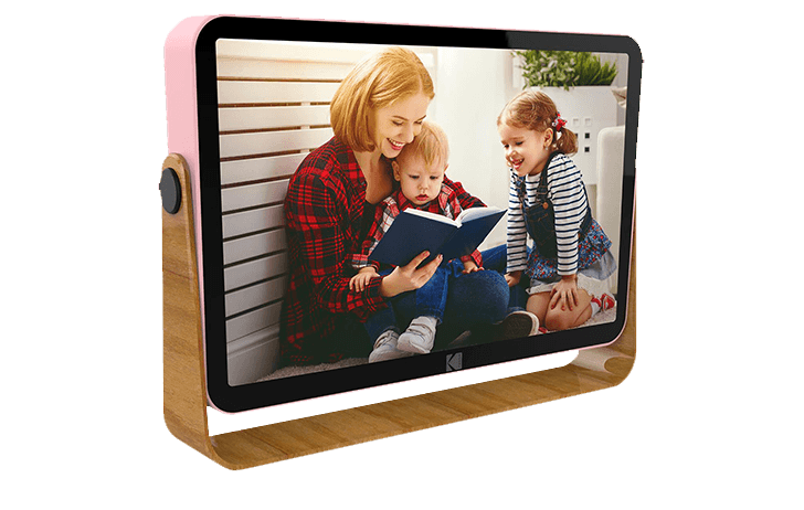 Deal of the Day: Kodak 10″ Touch Screen Rechargeable Digital Photo Frame $119 (Reg $169)