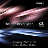 sonyteasera92 168x168 - Industry News: Sony teases a major alpha mirrorless announcement