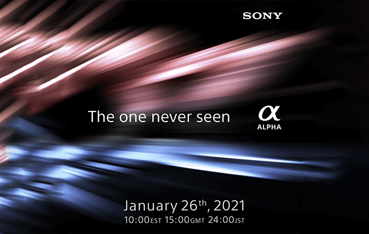 Industry News: Sony teases a major alpha mirrorless announcement