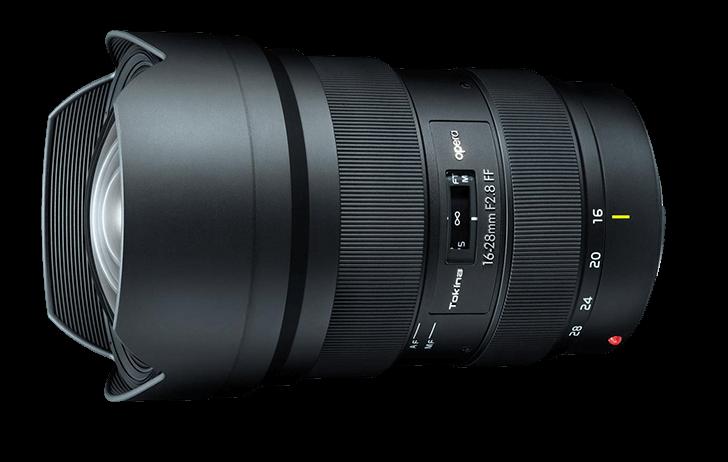 Deal of the Day: Tokina Opera EF 16-28mm F/2.8 FX $529 (Reg $699)
