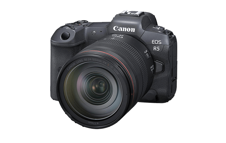 eosr5w24105l - Firmware: Canon releases firmware v1.3.1 for the Canon EOS R5