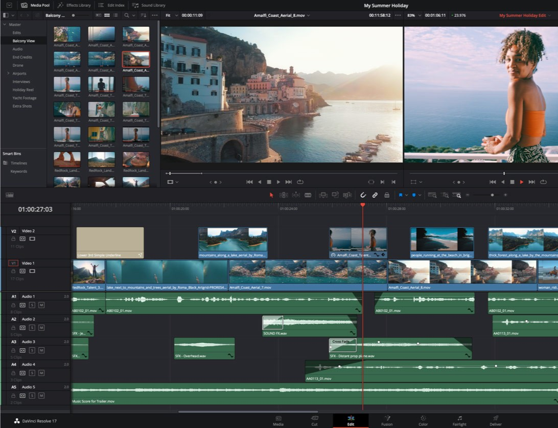 word image 13 - Blackmagic Design releases the final version of DaVinci Resolve 17