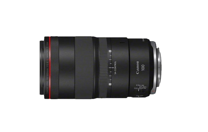 More Canon RF 100mm f/2.8L IS USM Macro Information