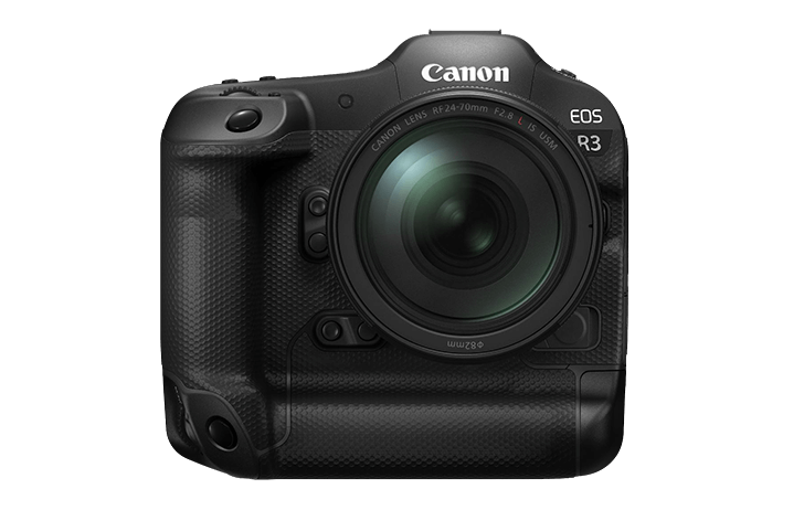 Canon talks EOS R3, and confirms that it is not the flagship mirrorless