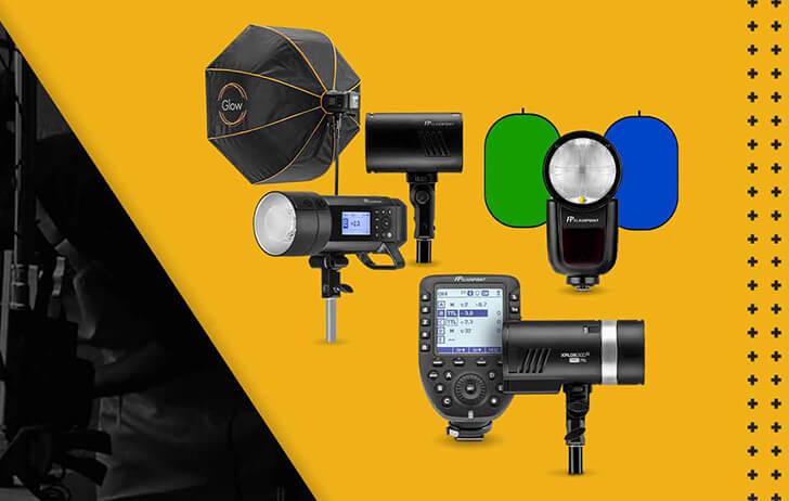 flashpointsaleadorama - Deal: Save 10% on Flashpoint lighting and studio gear at Adorama