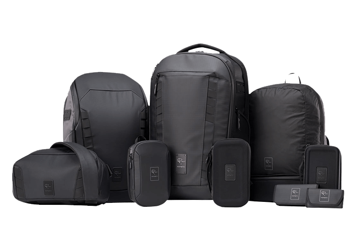 nomadbags - NOMATIC and Photographer Peter McKinnon Launch Latest Collection of Camera Bags on Kickstarter