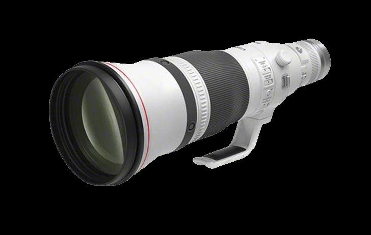 Here are the RF 400mm f/2.8L IS USM and RF 600mm f/4L IS USM