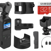 doddjipocketbundle 168x168 - Deal of the Day: DJI Osmo Pocket With DJI Expansion Kit $199 (Reg $299)