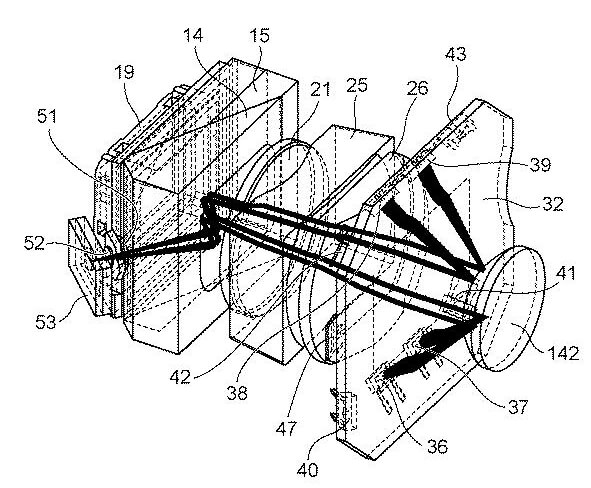 patentevf 02 - Patent: Eye-control focus in an EVF, this will appear in the Canon EOS R3