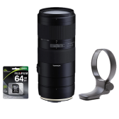 tamron70210bundle 168x168 - Deal of the Day: Tamron 70-210mm f/4 Di VC USD Bundle $399 (Reg $799)