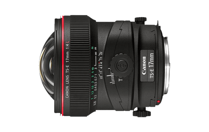 Canon will introduce new tilt-shift lenses with a high-megapixel camera [CR2]