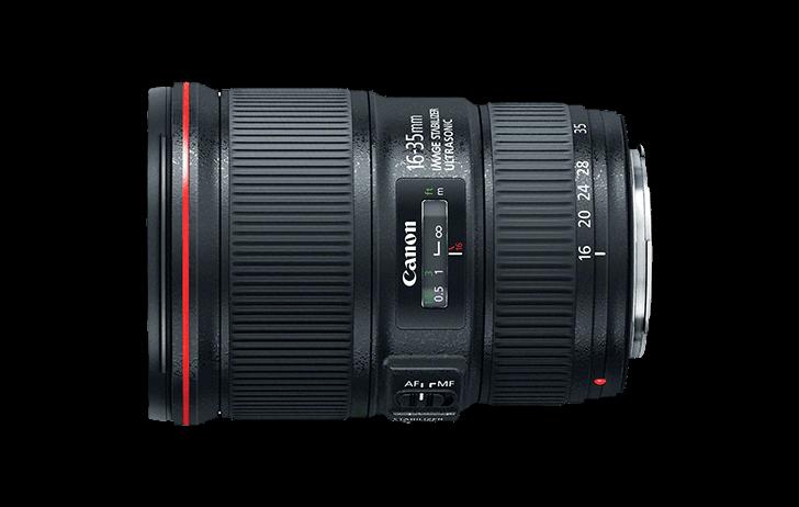 Canon RF 14-35mm f/4L IS USM to be one of the next lenses announced