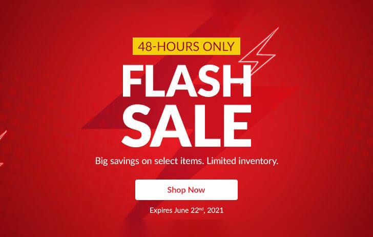 Deal of the Day: Adorama has launched a flash sale