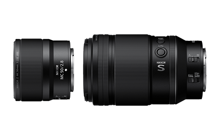 Industry News: Nikon announces a pair of macro lenses for the Z mount