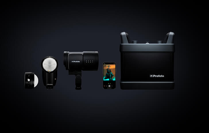 Profoto Camera: the professional smartphone camera that works with their flashes