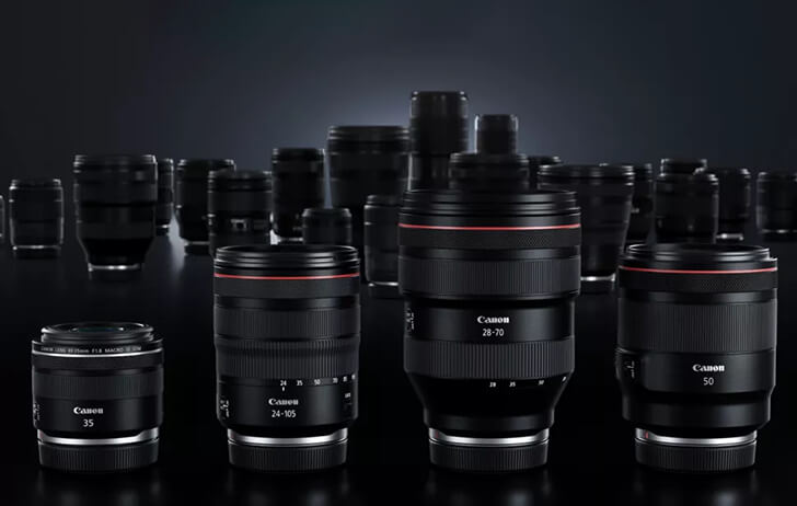 Announcement Soon: Canon RF 16mm f/2.8 and Canon RF 70-400mm f/5.6-7.1 IS USM