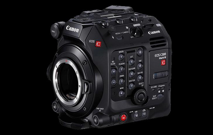 c300markiiiside - Firmware: Canon Cinema EOS C300 Mark III v1.0.1.1