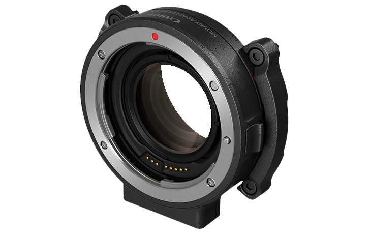 Firmware: Canon EF-EOS R 0.71x Mount Adapter for EF-Mount to EOS C70 v1.2.0