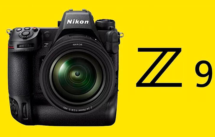 The Nikon Z9 will be announced in November or December this year