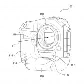 JPA 503117300 i 000004 168x168 - Patent: A new mirrorless camera body design with integrated grip with pass-through