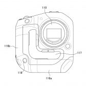 JPA 503117300 i 000005 168x168 - Patent: A new mirrorless camera body design with integrated grip with pass-through