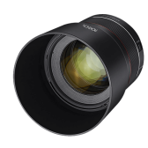 rokinon85 168x168 - Deal of the Day: Rokinon RF 85mm f/1.4 Autofocus $629 (Reg $699)