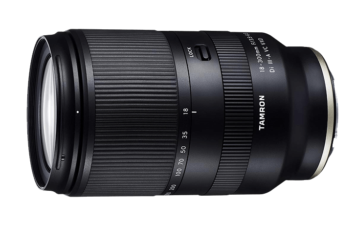 Industry News: Tamron announces the release date of the 18-300mm F/3.5-6.3 Di III-A VC VXD Lens