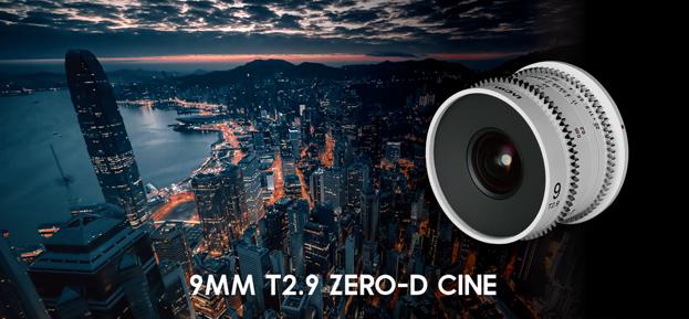 word image 5 - Venus Optics launches a Piano White version of Laowa 9mm T2.9 Zero-D Cine (RF mount) & OOOM 25-100mm T2.9 Cine