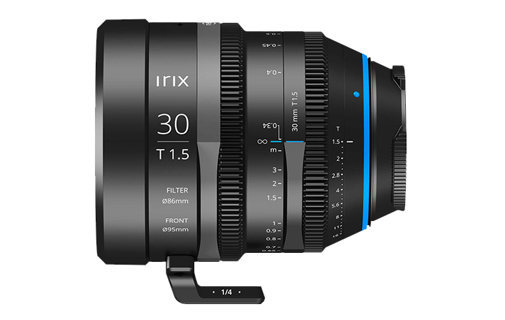 Adorama Exclusive: IRIX Cine 30mm T1.5 for EF and RF available now for $1195