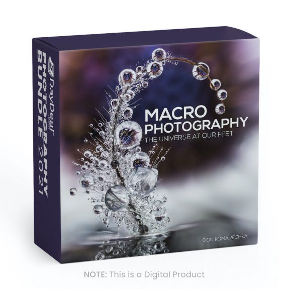 Macro Photography 575x575 - It's back! The 5DayDeal Photography Bundle is all new for 2021 and it's the best one yet