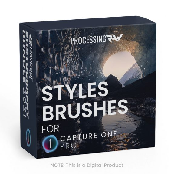 Styles pack for Capture One Pro 575x575 - It's back! The 5DayDeal Photography Bundle is all new for 2021 and it's the best one yet