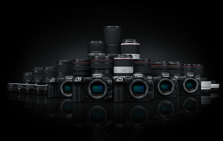 The Canon EOS R system turns 3 and Lensrentals.com gives us a breakdown of its progression