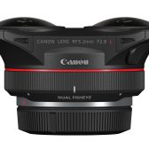 rf 5.2mm f2 4 168x168 - Canon Introduces Their First Dual Fisheye Lens for Stereoscopic 3D 180° VR Capture in 8K