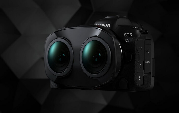 Preorder: Canon RF 5.2mm f/2.8L Dual Fisheye Lens